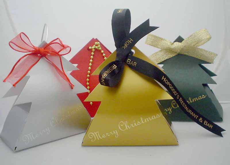 Christmas Boxes Bags Decorations  The Fiddly Farty Company Ltd